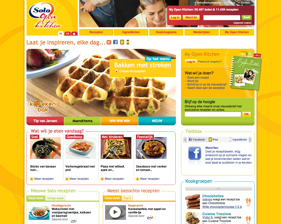 Showcase_Webdesign_SoloOpenKitchen
