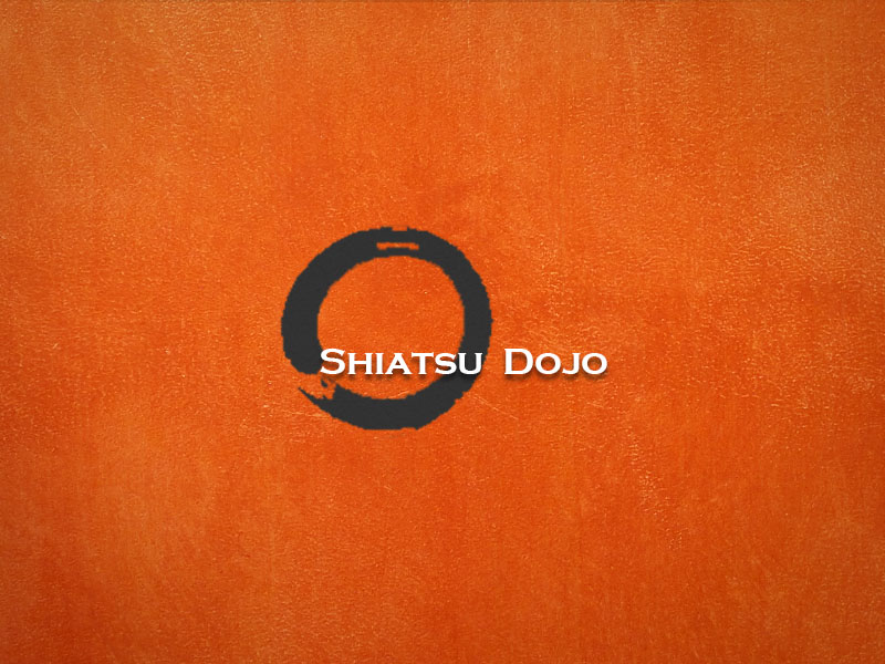 Shiatsu Dojo - website